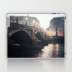 Evening Bridge Laptop & iPad Skin