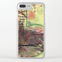 Permission Series: Divine Clear iPhone Case