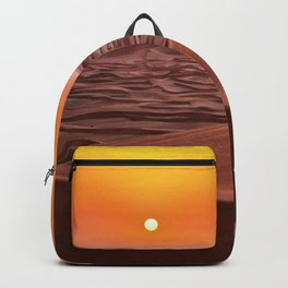 Sun desert 4 Backpack