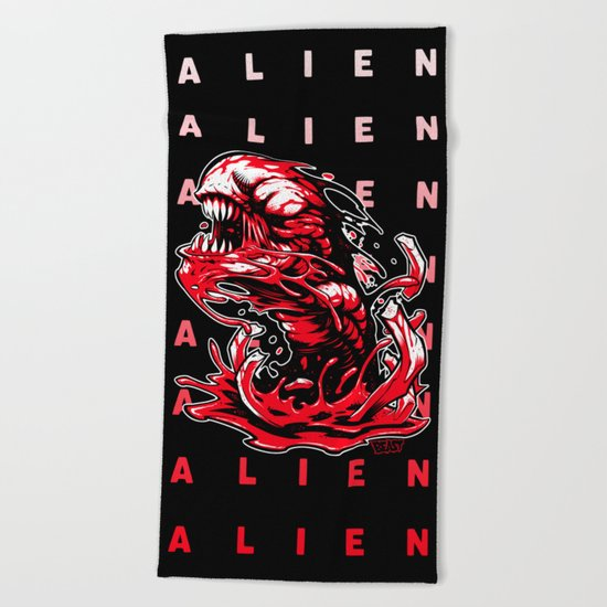 ALIEN: KANE'S SON Beach Towel