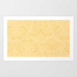 Mandala Creation 5 Art Print