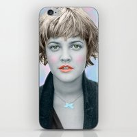 90s iPhone & iPod Skins featuring 90s drew by lanabeebear