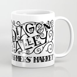 Diagon Alley Farmers' Market Coffee Mug