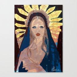 ALANA ZIMMER Canvas Print