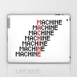 Machine Laptop & iPad Skin