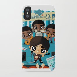 back in time iPhone Case