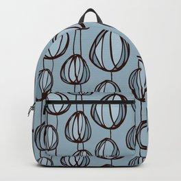 Beach flowers Backpack