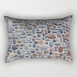 Pebble Wall Rectangular Pillow