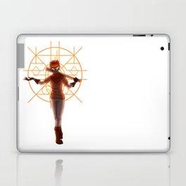 Pop goes the weasel Laptop & iPad Skin
