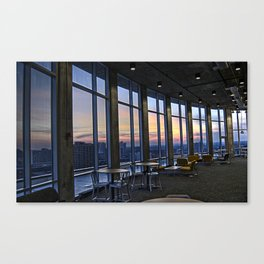 Lounge Canvas Print