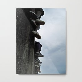 Shoes of the Crowd Metal Print