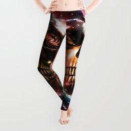 Space Skull II Leggings