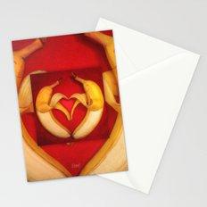 Banana Love Stationery Cards