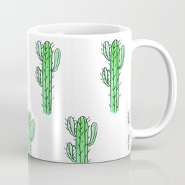 Saguaro Love II PATTERN Coffee Mug