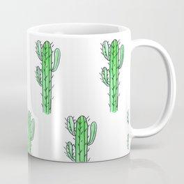 Saguaro Love II PATTERN Coffee Mug