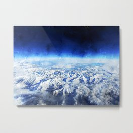 pyrenees, mountain range Metal Print