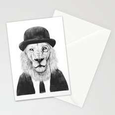 Sir lion Stationery Cards