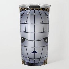 Chibi Pinhead Travel Mug