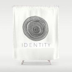 IDENTITY Shower Curtain