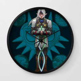 Fierce Deity Link - Majora's Mask Wall Clock