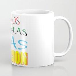 Menos Novela Mas Oracion Coffee Mug