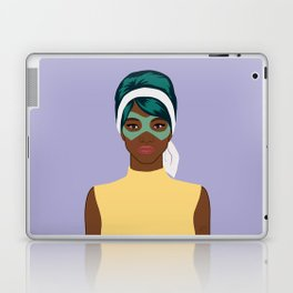 Violet Laptop & iPad Skin