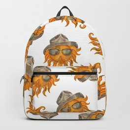 Cool and Sunny Backpack