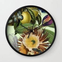 Vincent Van Gogh x Nature = Love #05 Wall Clock