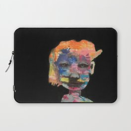 Can't wait to get to know you Laptop Sleeve
