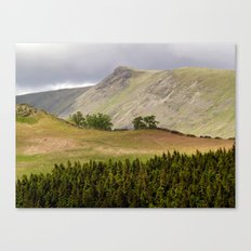 Kidsty Pike Canvas Print
