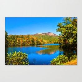 TABLEROCK MOUNTAIN Canvas Print