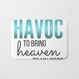 Havoc Bath Mat