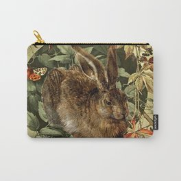 The Old Hare Carry-All Pouch