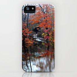 waterfall dreams iPhone Case
