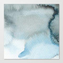 BLUE WINTER #3 Canvas Print