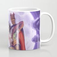 dracula Mugs featuring Dracula by cheesecake