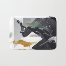 Untitled (Painted Composition 2) Bath Mat