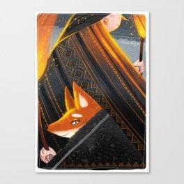 Midsummer VIII Canvas Print