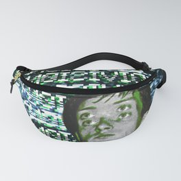 I´ve lost control again Fanny Pack
