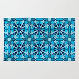Ocean Mosaic Rug