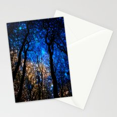 the night i met you Stationery Cards