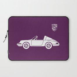 Porsche 911 Targa Laptop Sleeve