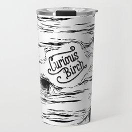 Curious Birch Travel Mug