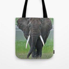 Ngorongoro Ele Tote Bag