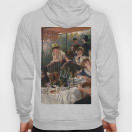 Pierre-Auguste Renoir - Luncheon of the Boating Party Hoody