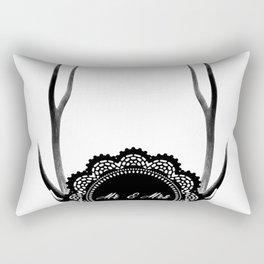 Mr & Mrs Rectangular Pillow