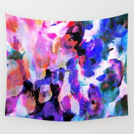 Lets Paint   Wall Tapestry