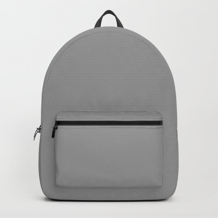 Sealed with a Kiss ~ Gray Rucksack