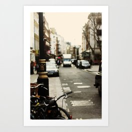 These Streets Art Print