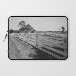 Field and Fence Laptop Sleeve